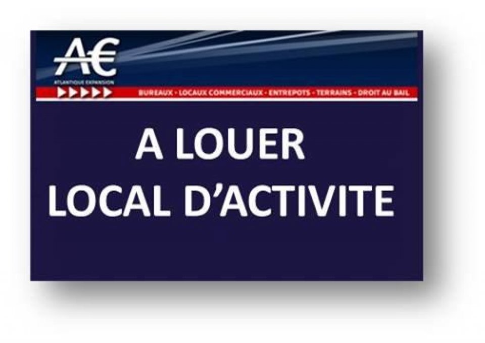 A LOUER LOCAL ACTIVITE