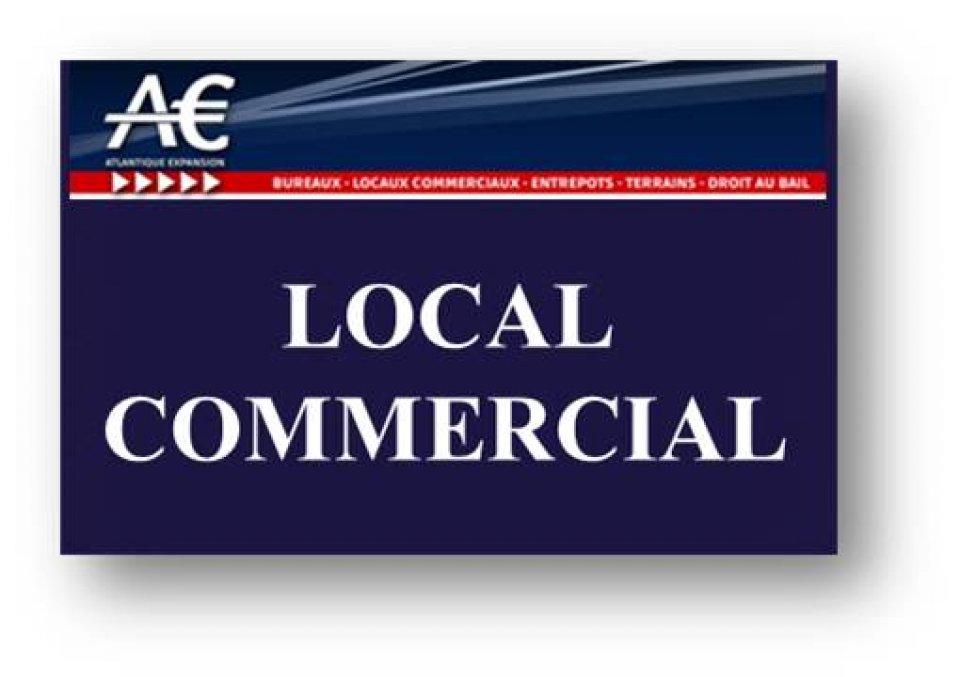 A LOUER LOCAL COMMERCIAL - Bureau Local Entrepôt