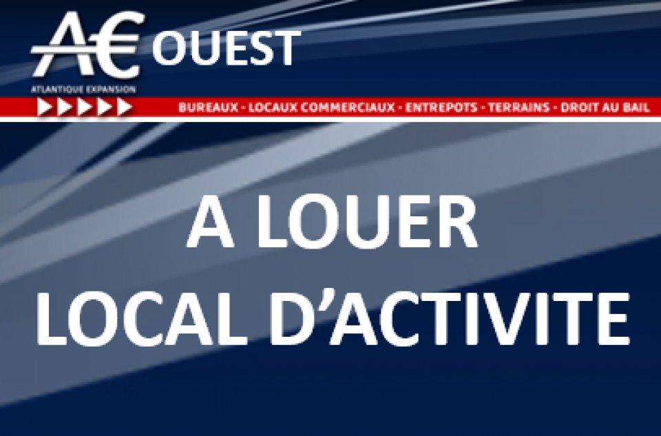 A LOUER LOCAL D'ACTIVITE - Bureau Local Entrepôt