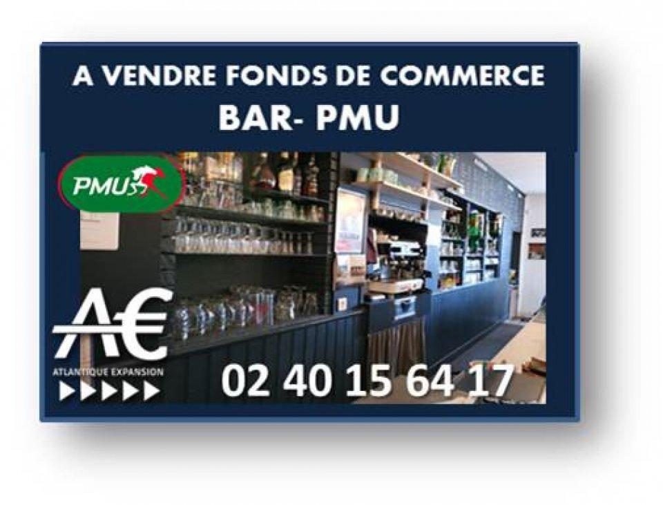 A VENDRE FONDS DE COMMERCE BAR PMU - Bureau Local Entrepôt