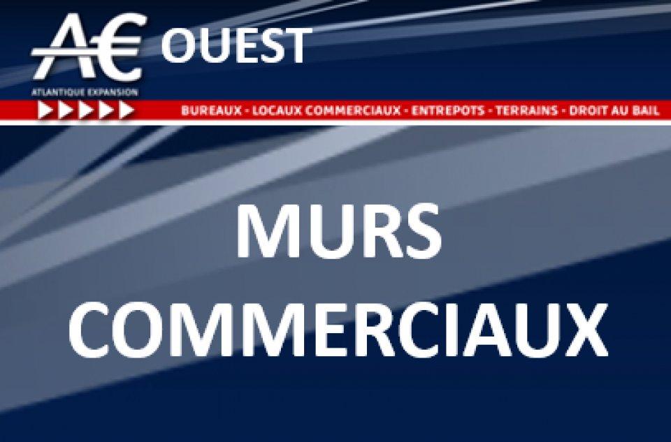 A VENDRE MURS COMMERCIAUX DE BUREAUX