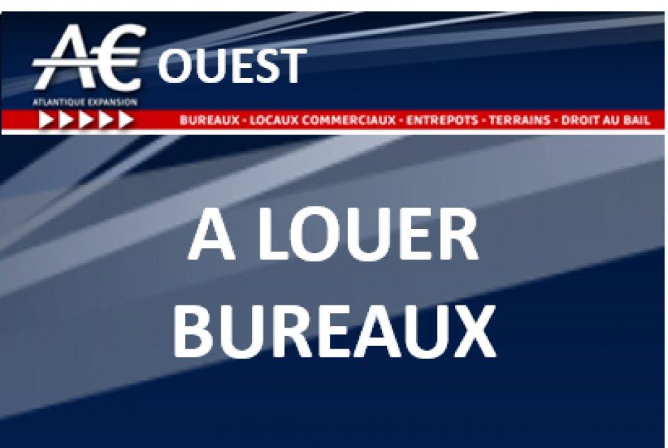 A LOUER BUREAUX AVEC PARKING  - Bureau Local Entrepôt