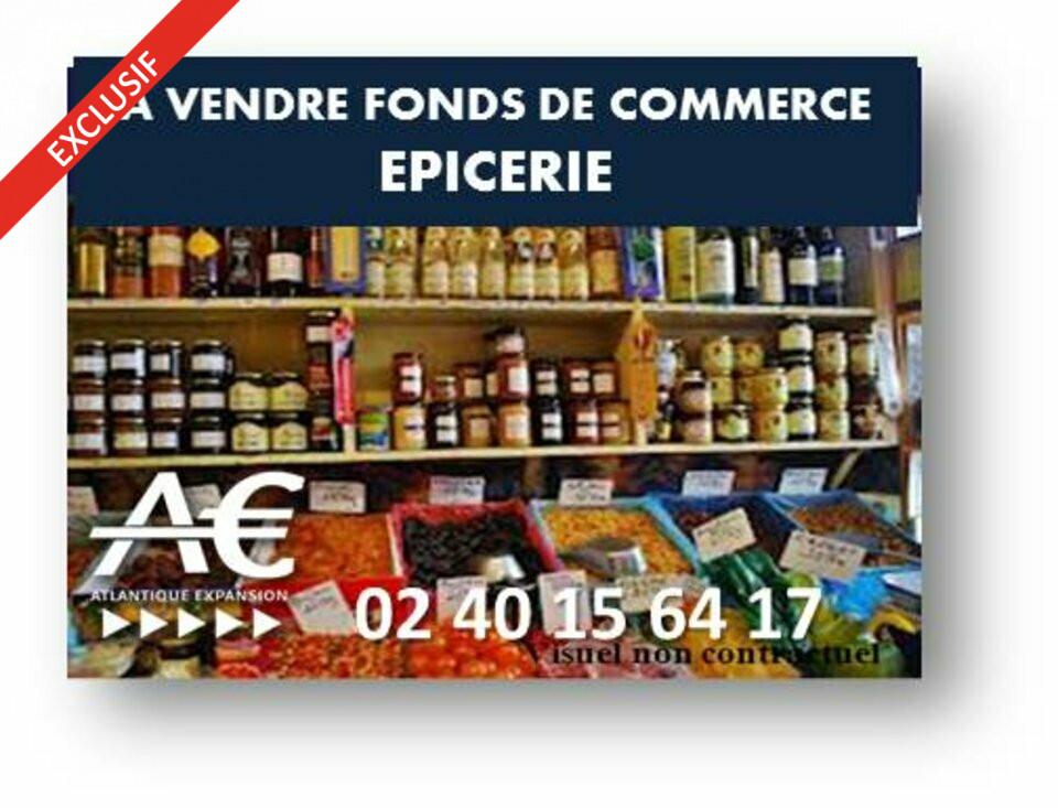 A VENDRE Fonds de commerce Nantes centre ville