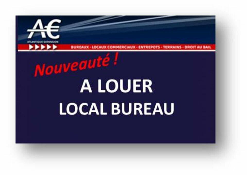 A LOUER Local commercial Nantes centre Gare Nord - Entreprise de Services