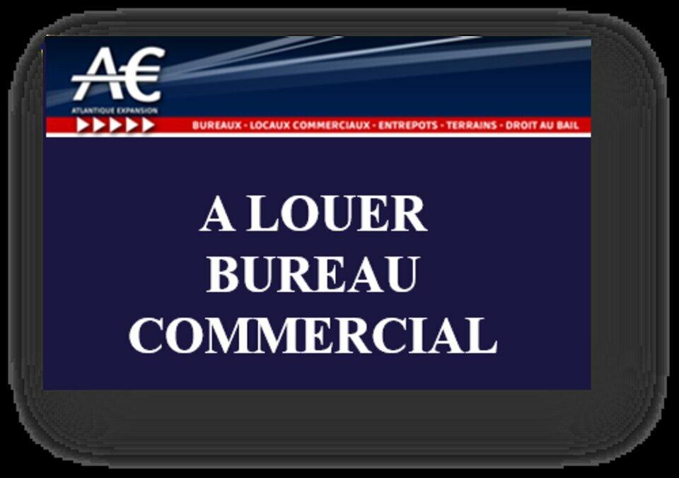 A LOUER BUREAU COMMERCIAL EMPLACEMENT N°1