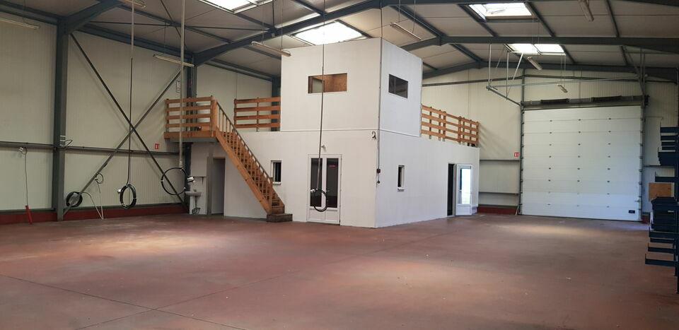 Location Local d'activité de 480 m²