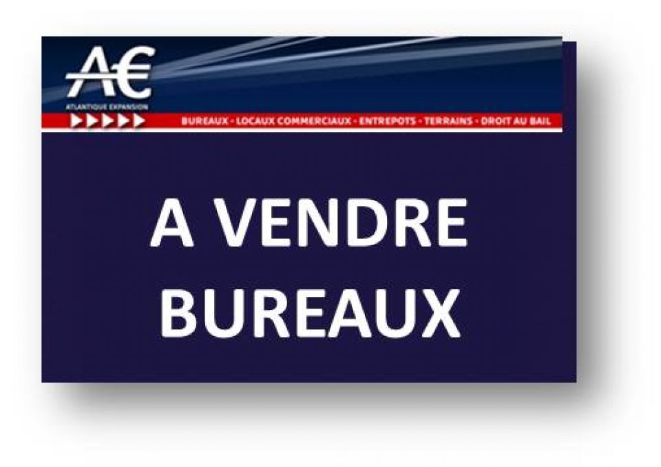 A VENDRE IMMEUBLE DE BUREAUX