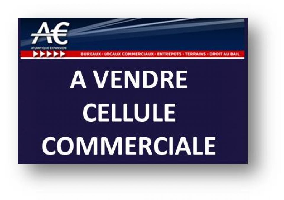 LOCAL COMMERCIAL. A VENDRE.