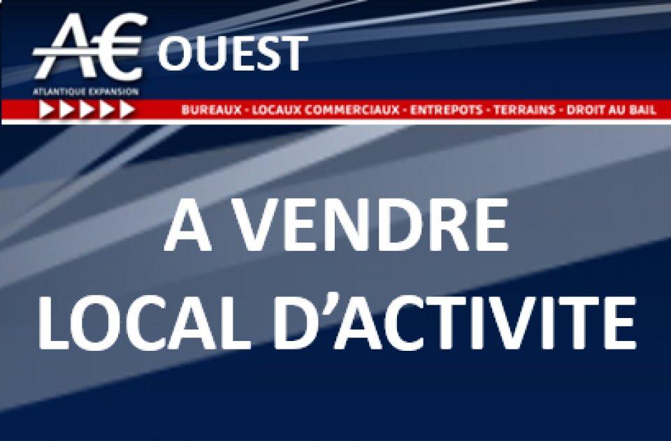 A VENDRE LOCAL D'ACTIVITE - Bureau Local Entrepôt