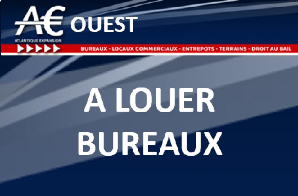 A LOUER BUREAU - Bureau Local Entrepôt