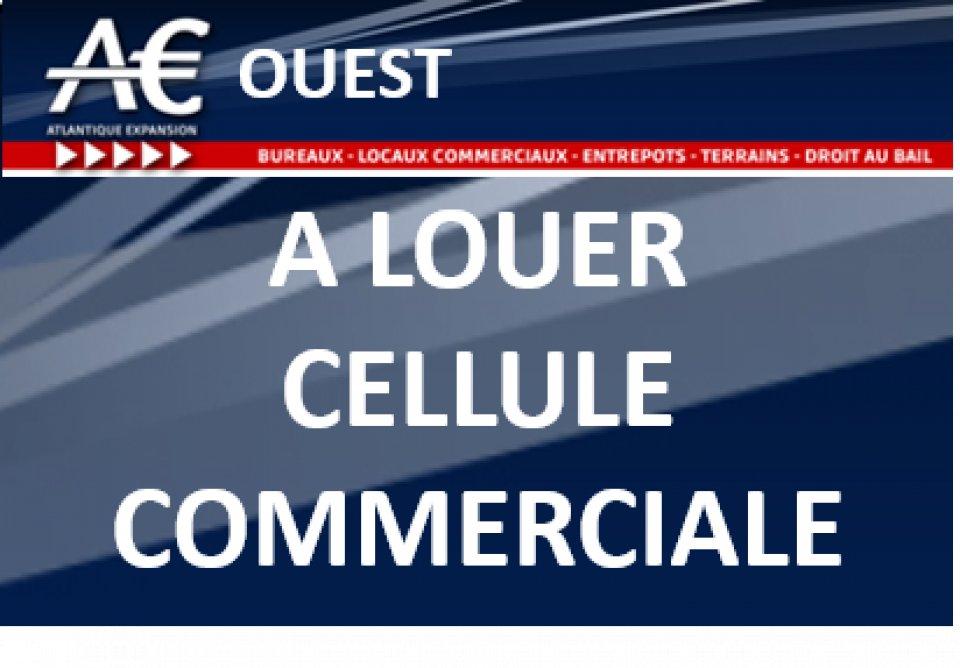 A LOUER CELLULE COMMERCIALE - Bureau Local Entrepôt